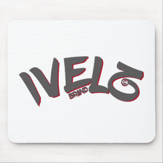 iVelz Brand Logo Mouse Pad