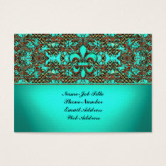 Iverk Barony  Wex Customizable Business Card at Zazzle
