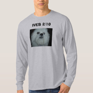 IVES 2/10: nuthing  T-Shirt