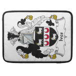 Ives Family Crest Sleeve For MacBook Pro