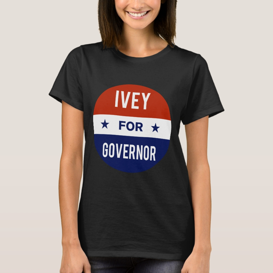 Ivey For Governor 2018 T-Shirt - Best Selling Long-Sleeve Street Fashion Shirt Designs