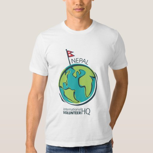 IVHQ Nepal T-Shirt
