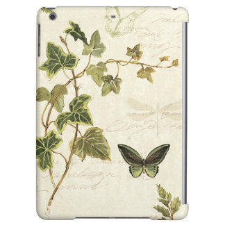 Ivies and Butterflies Cover For iPad Air