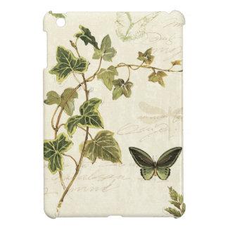 Ivies and Butterflies iPad Mini Covers