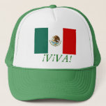 """Iviva Mantequilla Mexican Trucker Trucker Hat<br><div class=""""desc"""">A very cool hat worn by South Park&#39;s very own Butters in the episode &#39;The last of the Meheecans&#39; when Butters was Mantequila.</div>"""
