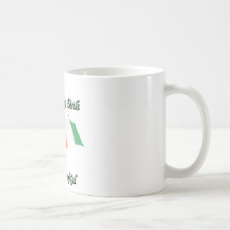 Ivorian by birth saved by the grace of God Coffee Mug