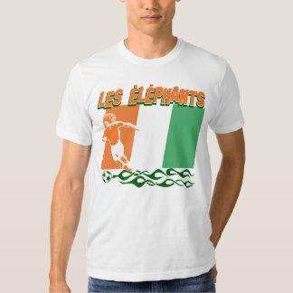 Ivorian soccer design T-Shirt
