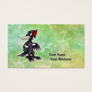 Ivory-Billed Woodpecker Business Card