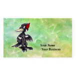 Ivory-Billed Woodpecker Business Card Templates