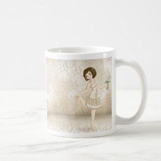 Ivory Bride Mugs