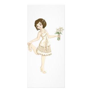 Ivory Bride Rack Card