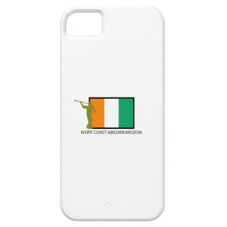 IVORY COAST ABIDJAN MISSION LDS CTR iPhone SE/5/5s CASE