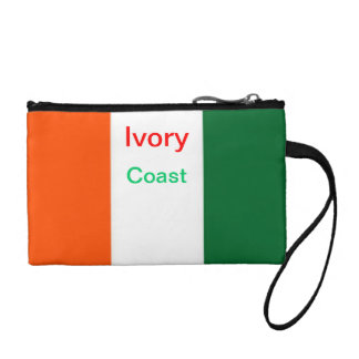Ivory coast change purse