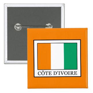 Ivory Coast Button