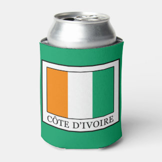 Ivory Coast Can Cooler