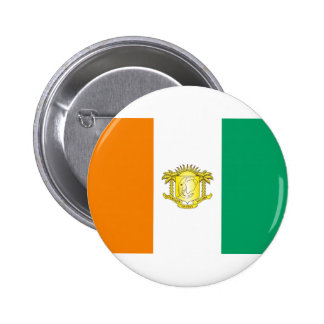Ivory Coast - Côte d'Ivoire Button