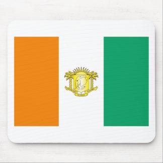 Ivory Coast - Côte d'Ivoire Mouse Pad