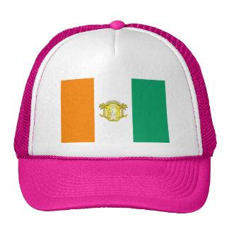 Ivory Coast - Côte d'Ivoire Trucker Hat