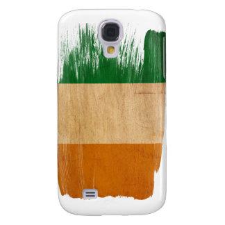 Ivory Coast Flag Galaxy S4 Case
