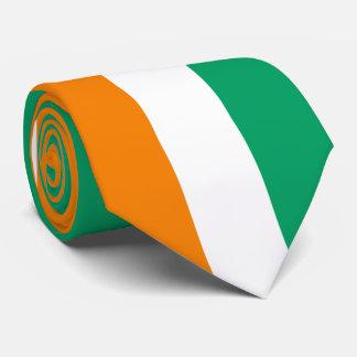 Ivory Coast Flag Tie