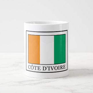 Ivory Coast Giant Coffee Mug