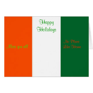 ivory coast holiday greeting cards
