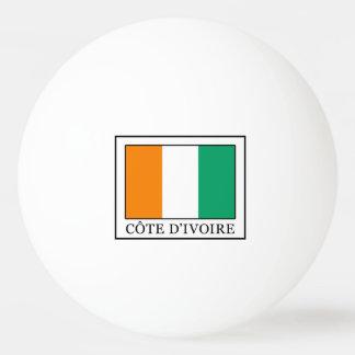 Ivory Coast Ping-Pong Ball