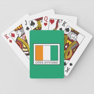 Ivory Coast Playing Cards