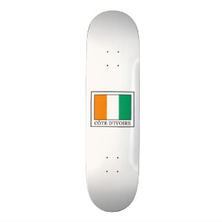 Ivory Coast Skateboard