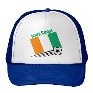 Ivory Coast Soccer Team Trucker Hat