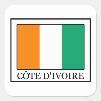 Ivory Coast sticker