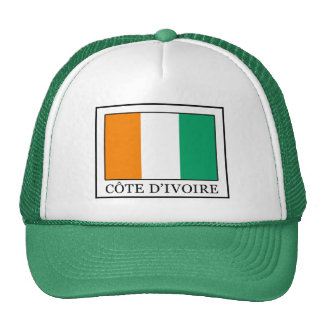 Ivory Coast Trucker Hat