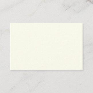 Ivory European Business Card