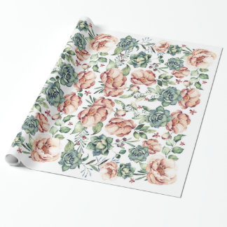 floral wrapping paper Find great deals on ebay for vintage floral wrapping paper and vintage floral paper shop with confidence.