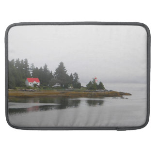 Ivory Island Lightstation Sleeve For MacBooks