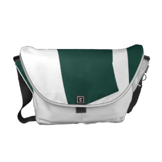 Ivory Jade Messenger Bag