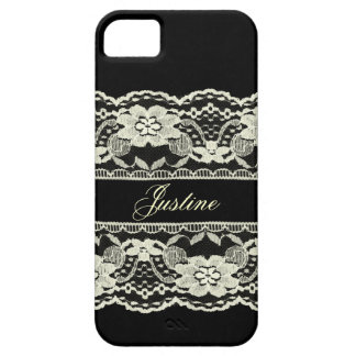 Ivory Lace iPhone 5 Case