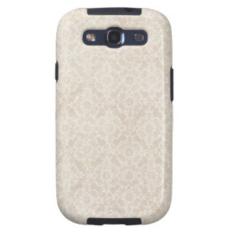 Ivory Lace Samsung Galaxy Case Galaxy SIII Covers