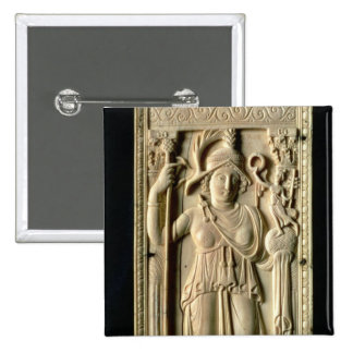 Ivory relief tablet button