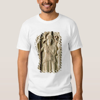 Ivory relief tablet T-Shirt