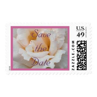 Ivory Rose Postage