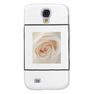 Ivory Rose Samsung Galaxy S4 Cover