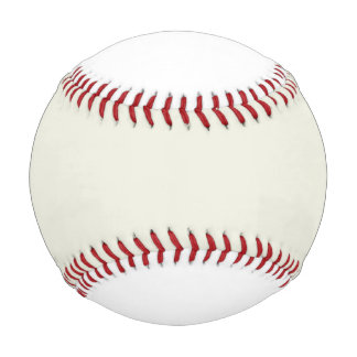 Ivory Solid Color Customize It Baseball