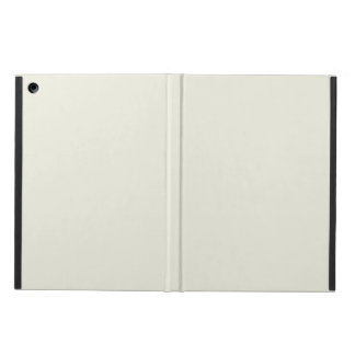 Ivory Solid Color Customize It iPad Air Case