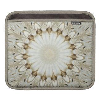 Ivory Starburst iPad - MacBook Sleeve
