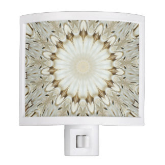 Ivory Starburst Night Light