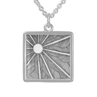 Ivory Sun Necklace
