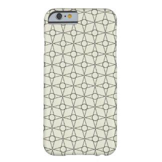 Ivory Vintage Funk Geometric BT iPhone 6 Case