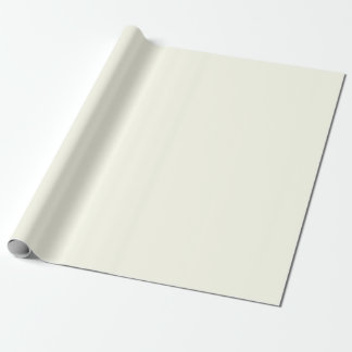 Ivory Wrapping Paper