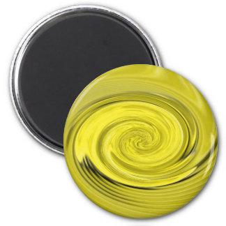 IvoryVortex round magnet